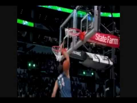NBA ALL STAR SLAM DUNK CONTEST 2011 - EVERY DUNK!