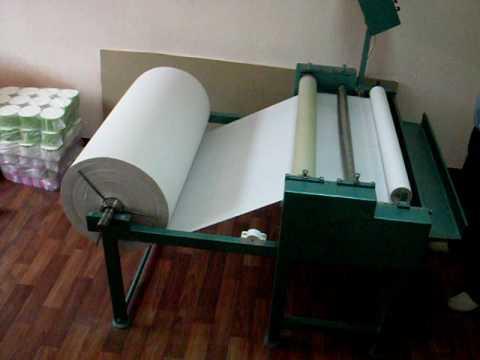 NIV Kopring - Mašina za premotavanje toaletnog papira