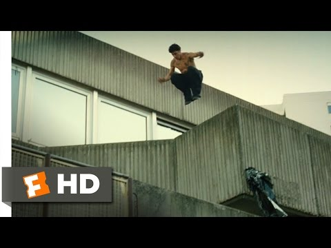 District B13 (1/10) Movie CLIP - Parkour Chase (2004) HD