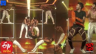 Somesh Performance Promo - Dhee Champions (#Dhee12) - 4th December 2019 - Sudigali Sudheer - MALLEMALATV