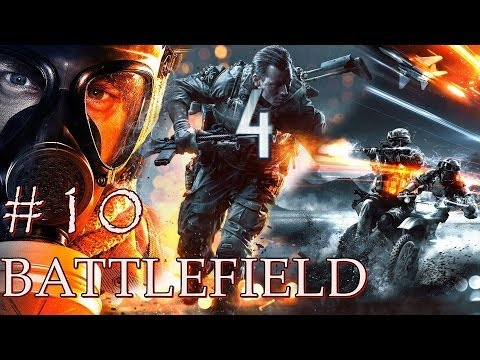 [SRPSKI] Battlefield 4 #10 [Full-HD]