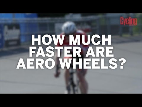How Much Faster Are Aero Wheels?