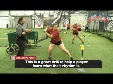 Learning to Hit for Power & Average - Jessica Jones