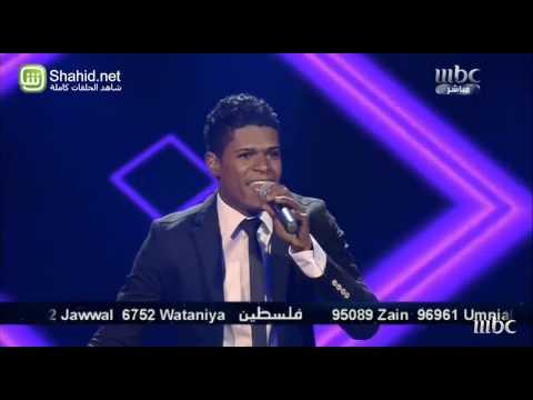 Arab Idol - حلقة الشباب - أسامة ناجي - العراق