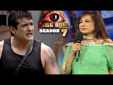 Bigg Boss 7th October 2013 Full EPISODE -- Anita Advani lashes out at Armaan Kohli