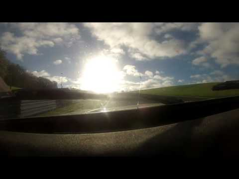 Cadwell park 3/11/13 on board Aaran Trew rs1800 rep mk2 escort video 1