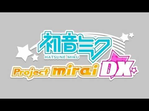 DJ - Hatsune Miku: Project Mirai DX