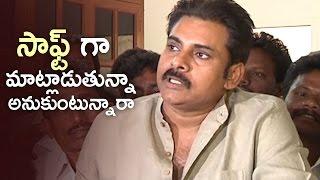 Pawan Kalyan Satirical Comments On Chandrababu Naidu | TFPC - TFPC