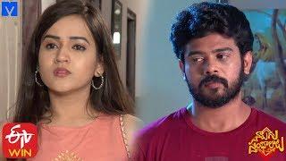 Naalugu Sthambalata Serial Promo - 7th February 2020 - Naalugu Sthambalata Telugu Serial - MALLEMALATV