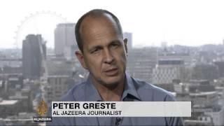 Al Jazeera's Greste vows to confront terrorism charges - ALJAZEERAENGLISH