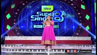 Super Singer 8 Episode 16 - Nikhitha Performance - MAAMUSIC