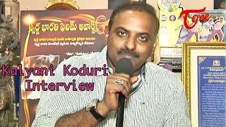 Music Director Kalyani Koduri Interview || Bandipotu Movie - TELUGUONE