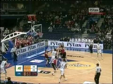 Video: BC Kaunas Žalgiris vs. rytas - fair play?