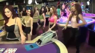 Ngắm gái chơi Casino cùng M88 188BET W88 Fun88