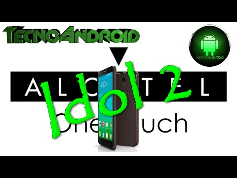 Alcatel OneTouch idol 2 prova video