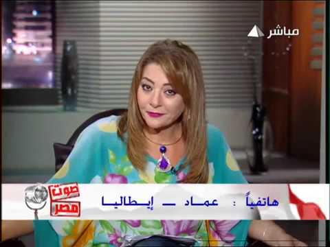 فيديو موقف محرج لمذيعة التلفزيون على الهواء
