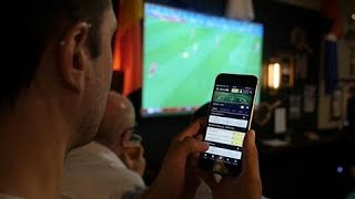 The Future of U.S. Sports Betting: In-Play Wagers as You Watch - WSJDIGITALNETWORK