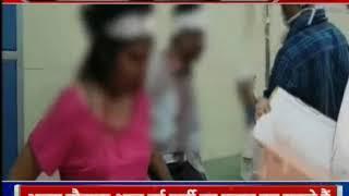 कर्नाटक के हुबली में सड़क हादसा - ITVNEWSINDIA