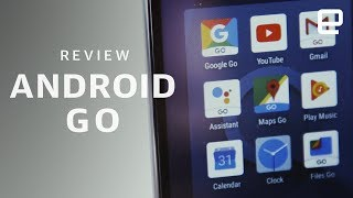Android Go Review - ENGADGET