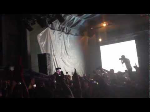 Steve Aoki - Terasses Bonsecours - 2012