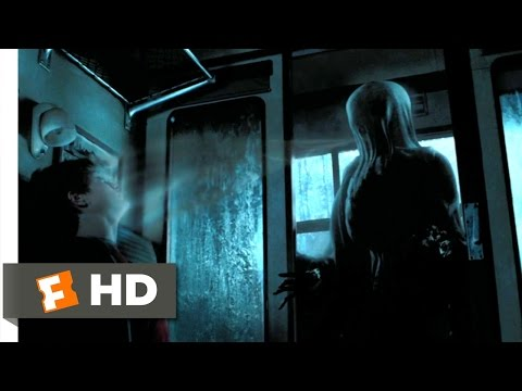 Dementor on the Train Scene - Harry Potter and the Prisoner of Azkaban Movie (2004) - HD