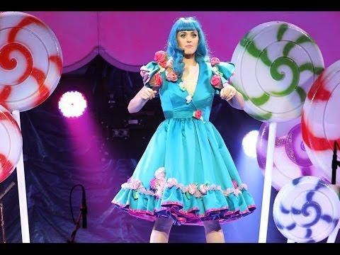Katy Perry - Ur So Gay live at Sentul SICC Jakarta Indonesia 2012