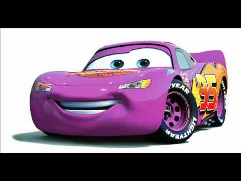 Disney Cars Lightning McQueen in