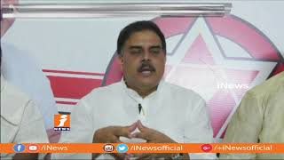 Janasena Manifesto Will Focus On Local Issues | Nadendla Manohar in Krishna | iNews - INEWS