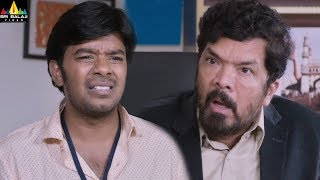 Sudigali Sudheer Comedy With Posani Krishna Murali | Enduko Emo Latest Telugu Movie Scenes - SRIBALAJIMOVIES