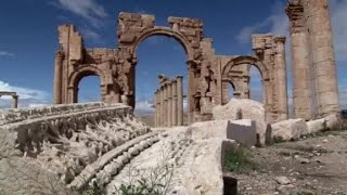 ISIS controls ancient city of Palmyra - CNN