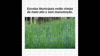 STMC DENUNCIA: Descaso da Prefeitura de Campinas com as escolas municipais.