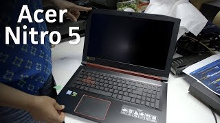 Unboxing the Acer Nitro 5, a great budget gaming laptop - PCWORLDVIDEOS