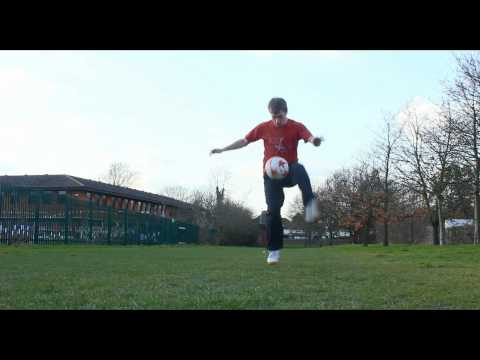 Freestyle Football Euro 2012 - Andrew Henderson (UK)