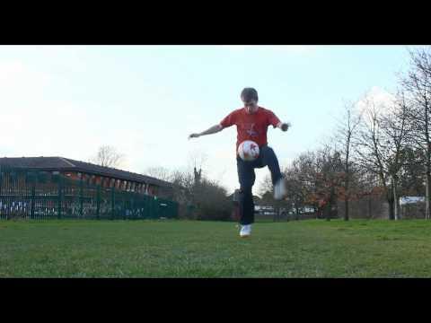 Freestyle Football Euro 2012 - Andrew Henderson (UK)