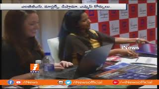 World Education Fair 2018 In Hyderabad | iNews - INEWS