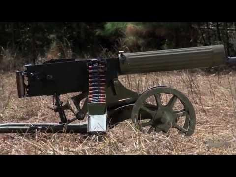 Evolution of Battlefield Machine Guns | TRIGGERS