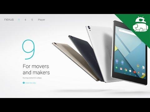 Nexus 6 & Nexus 9 - Everything you need to know!