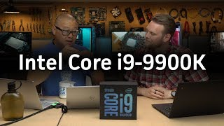 Core i9-9900K live review + benchmarks - PCWORLDVIDEOS