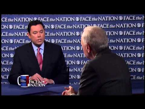 Chaffetz appears on CBS's Face the Nation