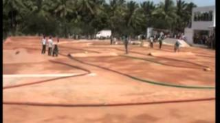 28 July, 2014 - Radio controlled car racing gearing popularity in southern India - ANIINDIAFILE