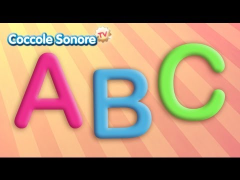 Canzoncine alfabeto ABC