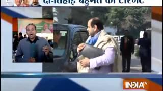 Delhi Assembly Polls: BJP aims for two-third majority - INDIATV