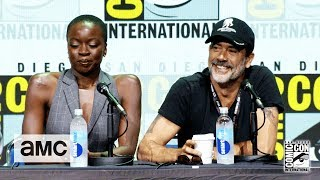 The Walking Dead: 'Negan on Negan' Comic-Con 2017 Panel - AMC