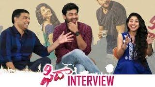 Fidaa Movie Team Hilarious Interview | Varun Tej | Sai Pallavi | Dil Raju | TFPC - TFPC