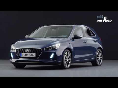 Autoperiskop.cz  – Výjimečný pohled na auta - Hyundai i30 – Autosalon Paříž 2016