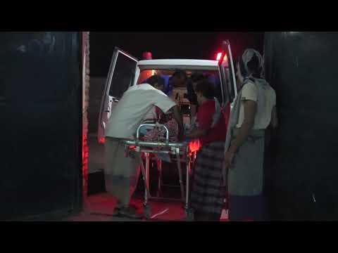 في جريمة بشعة .. استشهاد وإصابة 5 مدنيين بينهم نساء وأطفال بقصف مليشيات الحوثي على مدينة حيس