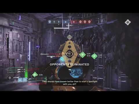 Consumer ( first Destiny 2 montage )