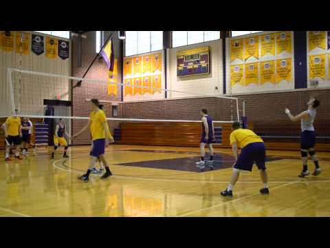 Elmira College Men's Volleyball UVC Tournament Preview