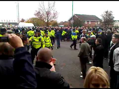 BCFC Birmingham City villa 31 10 2010 bcfc vs avfc