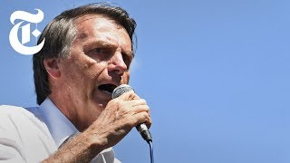Could a Far-Right Politician Be Brazil's Next President? | NYT News - THENEWYORKTIMES